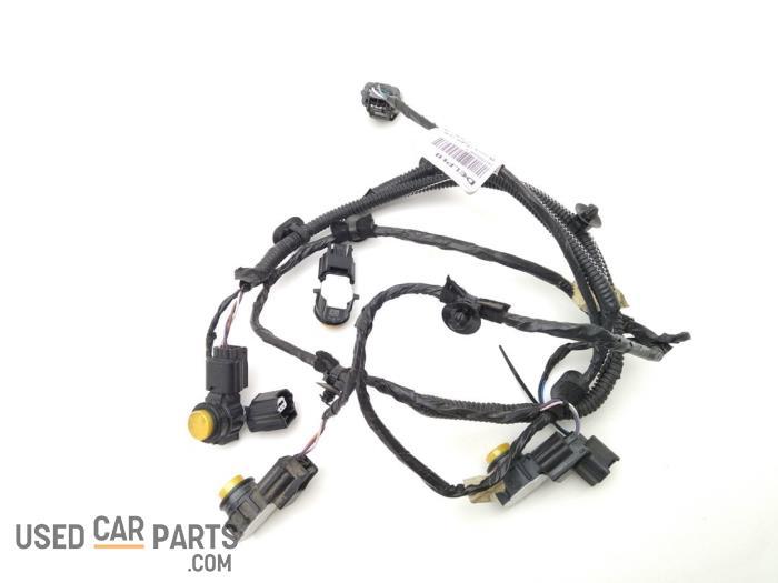 PDC Sensor Set - Renault Clio - O72154
