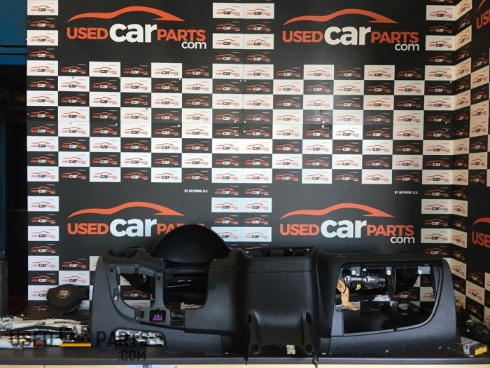 Airbag Set+Module - Seat Altea - O72369