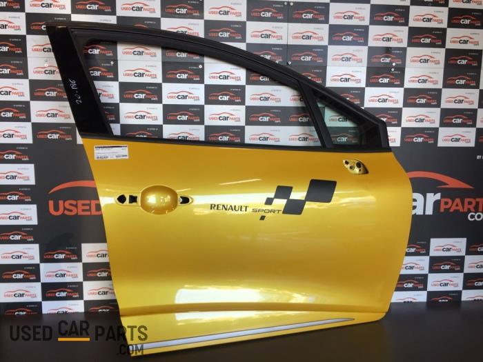 Portier 4Deurs rechts-voor - Renault Clio - O72374