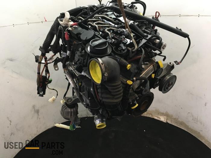 Motor - BMW 1-Serie - O72471