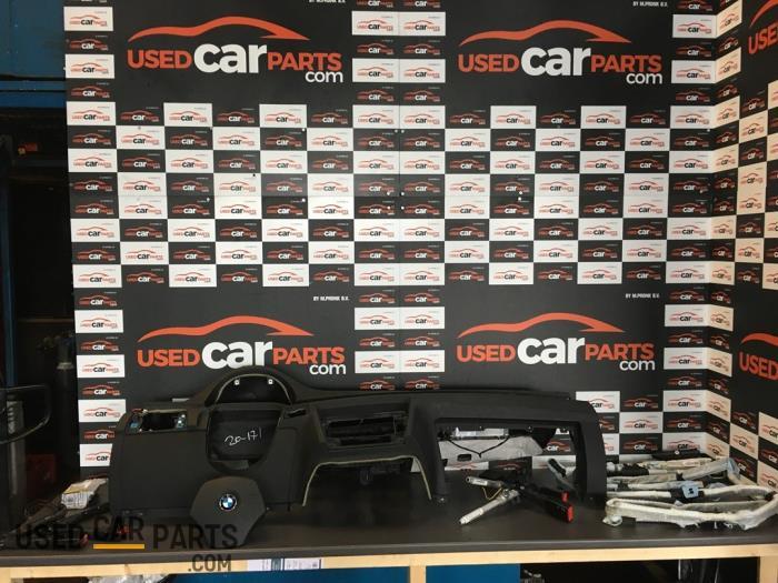 Airbag Set+Module - BMW 3-Serie - O72644