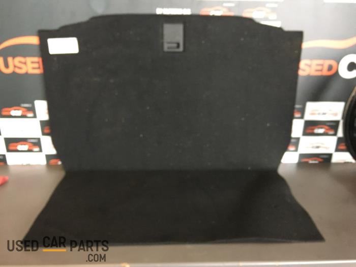 Boot mat - Mercedes C-Klasse - O73940