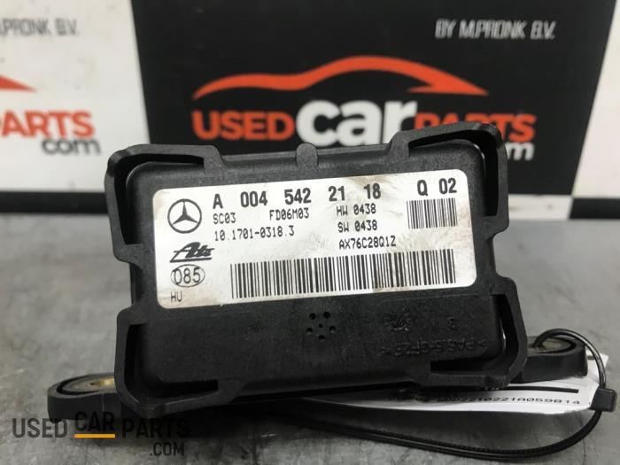 Esp Duo Sensor - Mercedes S-Klasse - O74070