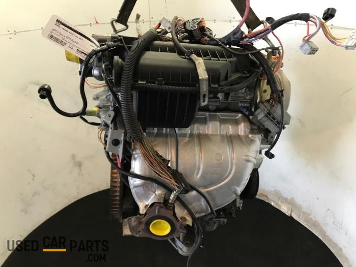 Motor - Renault Megane Scenic - O74254