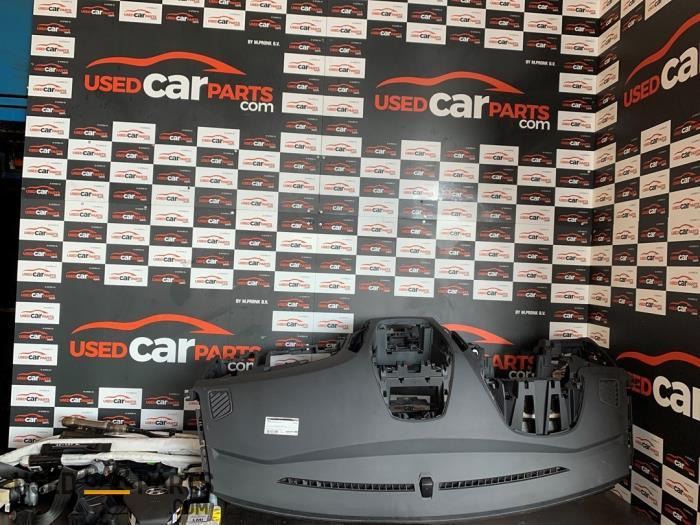 Airbag Set+Module - Hyundai IX35 - O74523