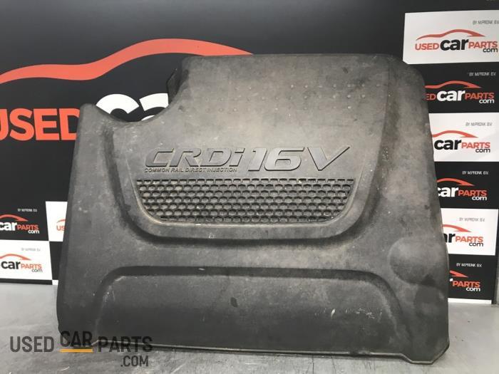 Motor Beschermplaat - Hyundai IX35 - O74767