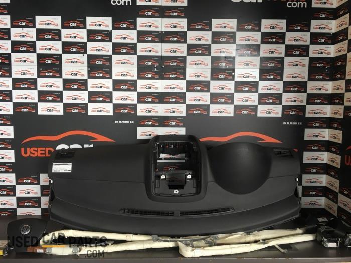 Airbag Set+Module - Volkswagen Golf - O74909