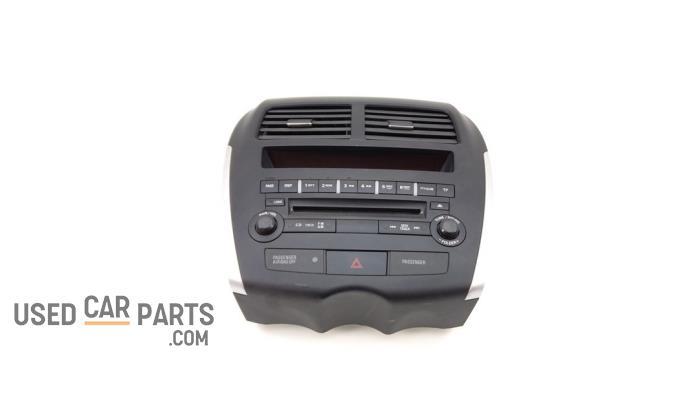 Radiobedienings paneel - Mitsubishi ASX - O75200