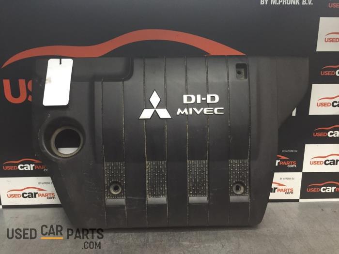 Motor Beschermplaat - Mitsubishi ASX - O75234