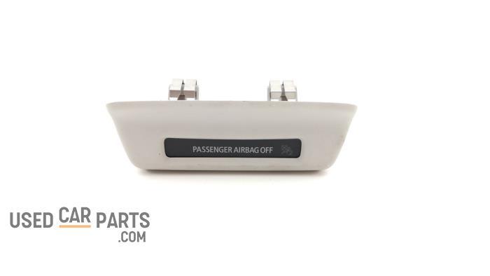 Airbag controle lampje - Mitsubishi Space Star - O75545
