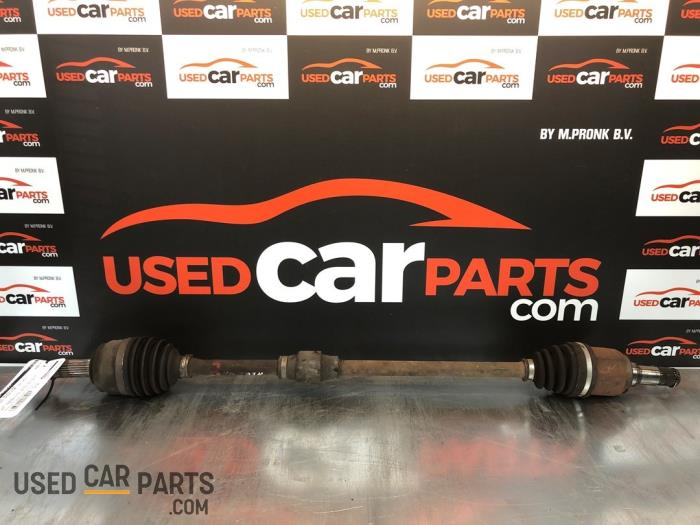 Front drive shaft, right - Mitsubishi Space Star - O75657