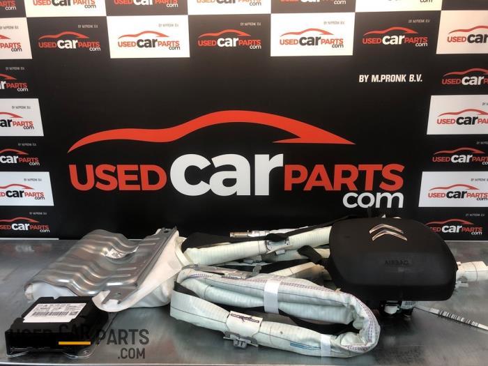 Airbag Set+Module - Citroen C4 Cactus - O75666
