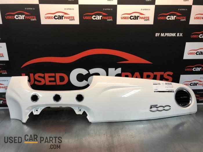 Dashboard deel - Fiat 500 - O75688