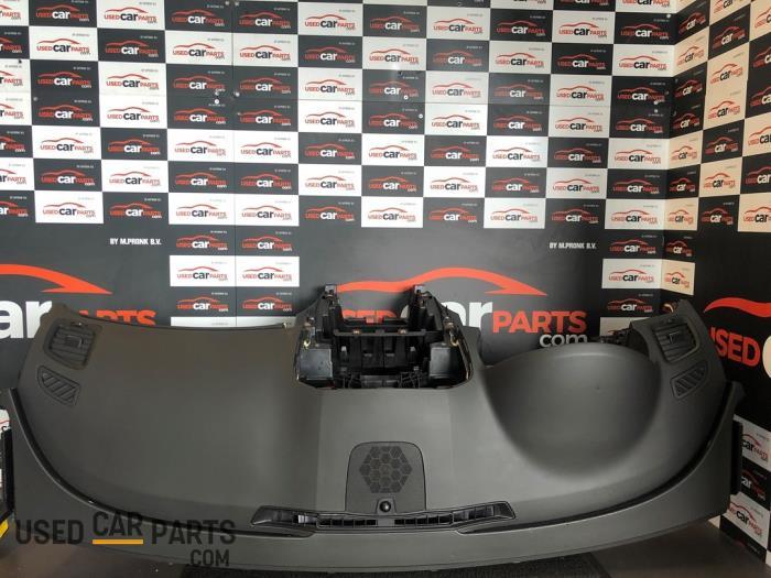 Airbag Set+Module - Opel Insignia - O75940