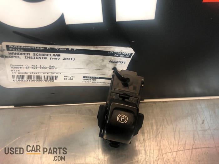Handrem schakelaar - Opel Insignia - O75962