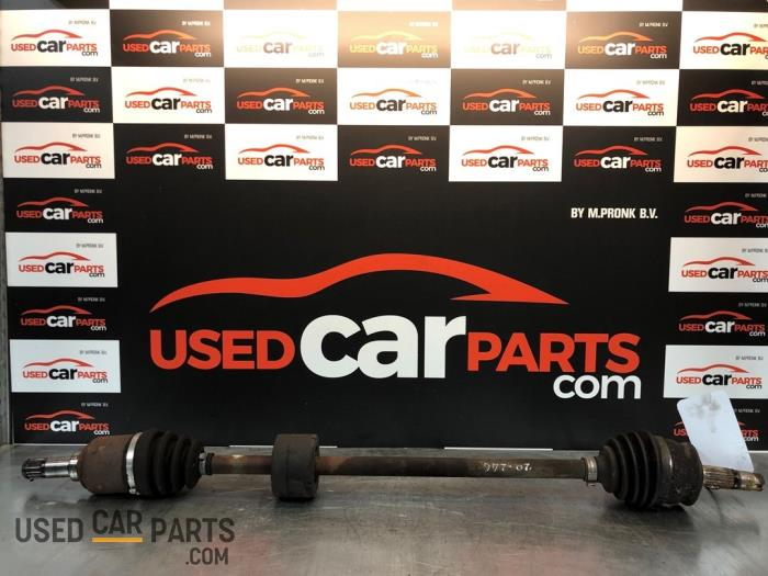 Front drive shaft, right - Ford KA - O76131
