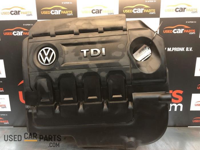 Motor Beschermplaat - Volkswagen Golf - O76314