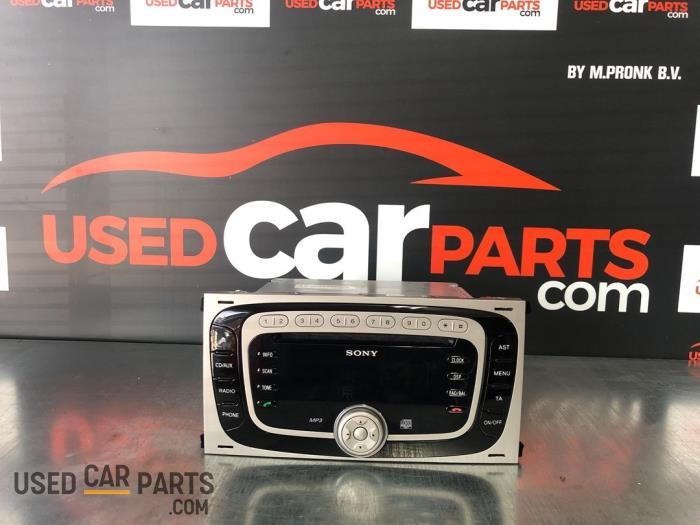 Radio CD Speler - Ford Kuga - O76480