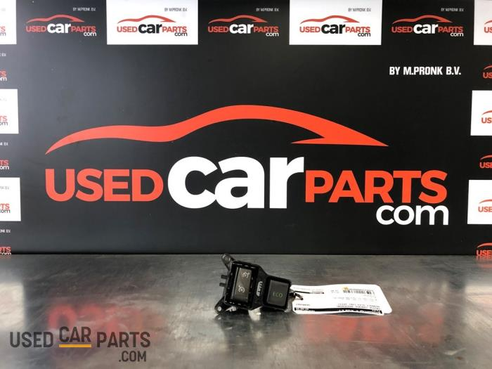 Cruise control switch - Renault Clio - O76580
