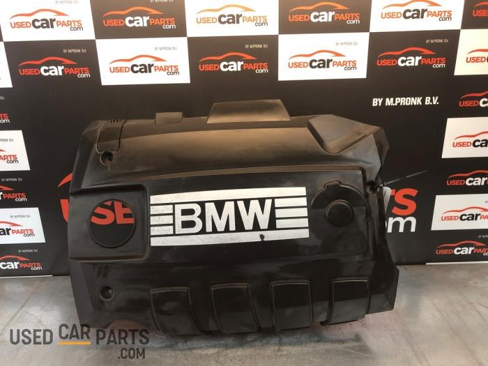 Motor Beschermplaat - BMW 1-Serie - O76621