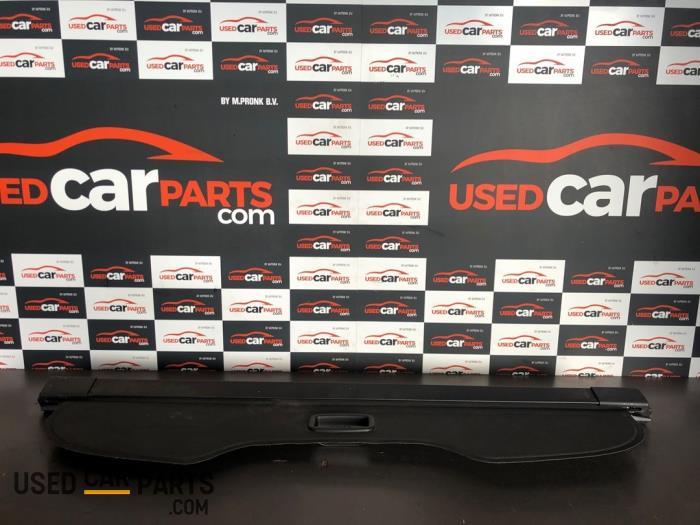 Dekzeil Bagageruimte - Ford Mondeo - O77129