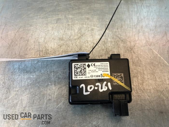Module keyless vehicle - Opel Astra - O77297