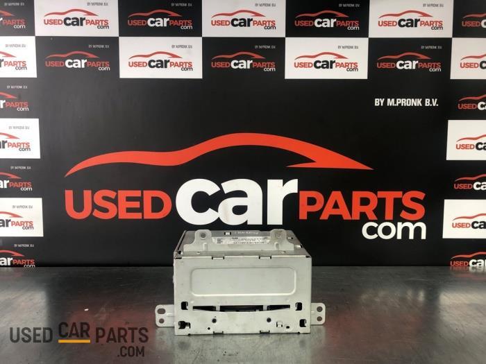 Radio CD Speler - Opel Astra - O77374