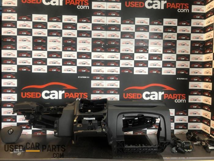 Airbag Set+Module - Renault Clio - O77862