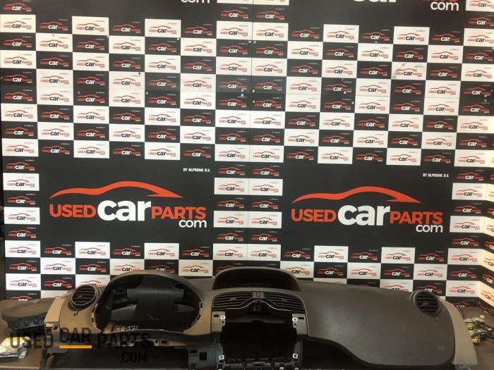 Airbag Set+Module - Renault Kangoo - O78148