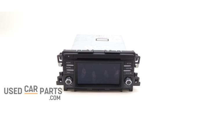 Navigatie Systeem - Mazda 6. - O78661