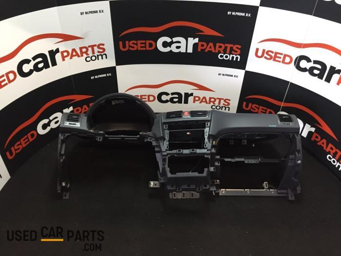 Airbag Set+Module - Kia Picanto - O78840