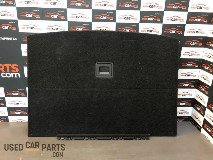 Vloerplaat bagageruimte - Volkswagen Golf - O78871