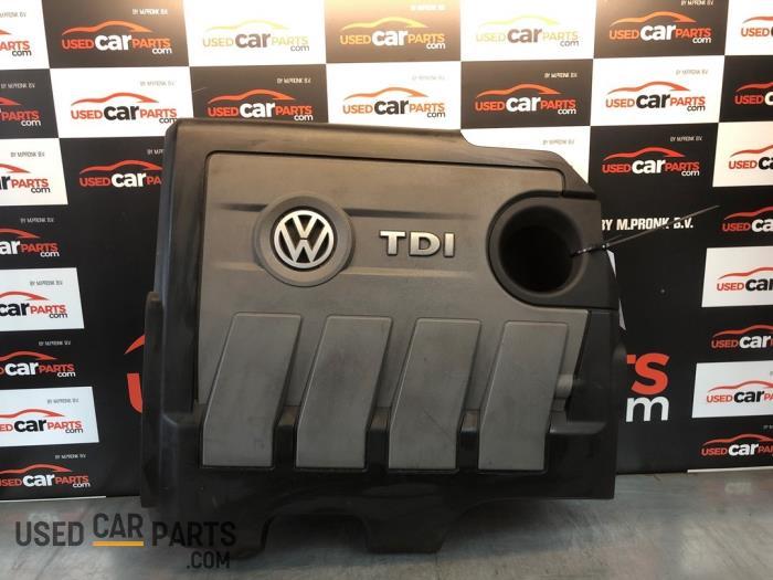 Motor Beschermplaat - Volkswagen Golf - O78904