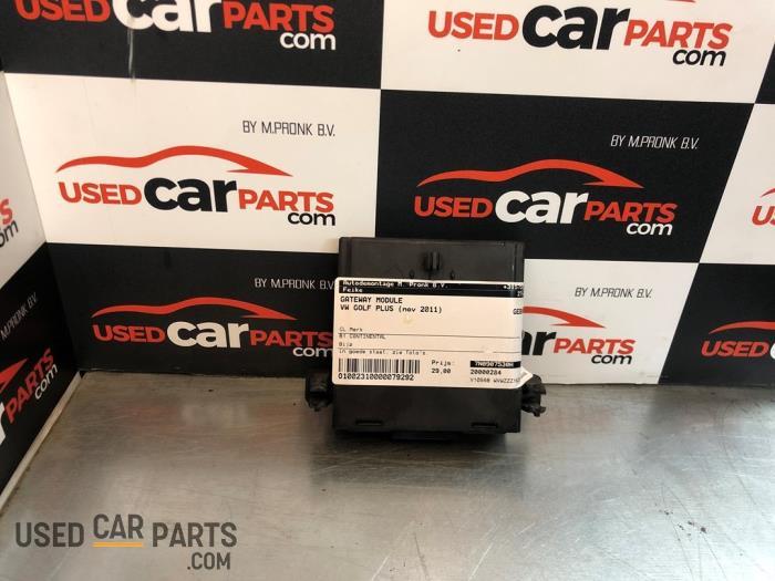 Gateway module - Volkswagen Golf Plus - O79292