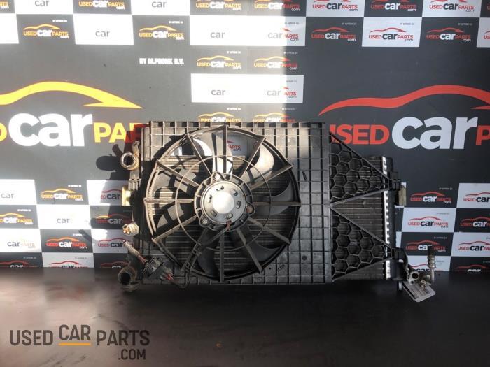 Koelerset - Seat Ibiza - O80006