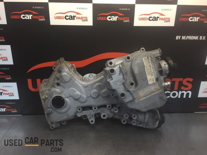 Timing cover - Seat Leon - O80367