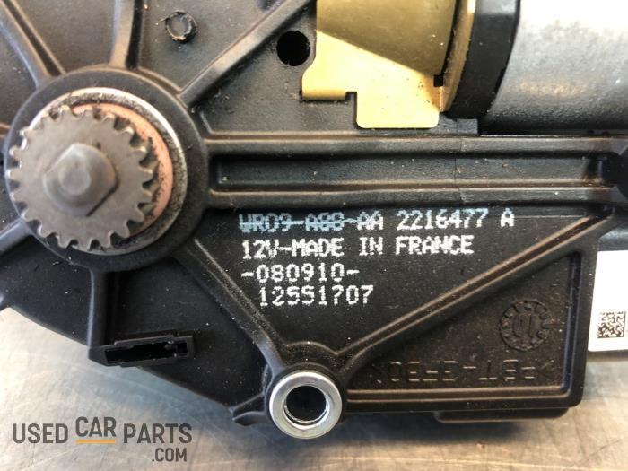 Schuifdak Motor - Hyundai IX35 - O80861