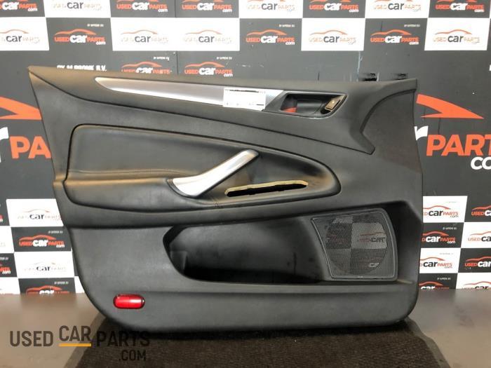 Portierbekleding 4Deurs links-voor - Ford Mondeo - O80866