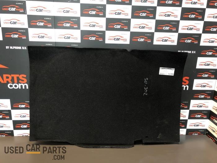 Kofferbak Mat - Suzuki Swift - O81297