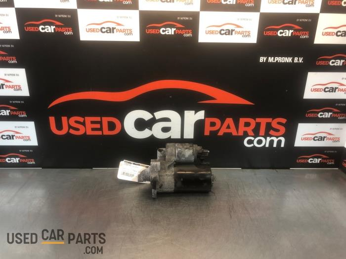 Startmotor - Nissan Note - O81527