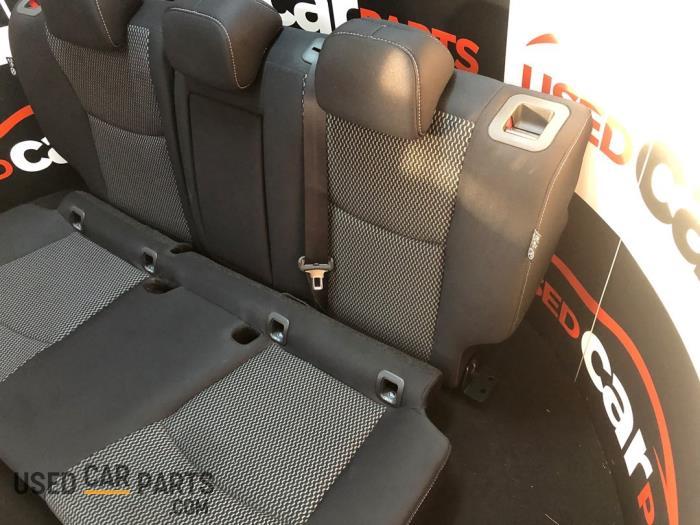 Bekleding Set (compleet) - Nissan Pulsar - O81537