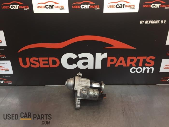 Startmotor - Nissan Pulsar - O81636