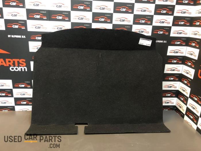 Kofferbak Mat - Nissan Pulsar - O81798