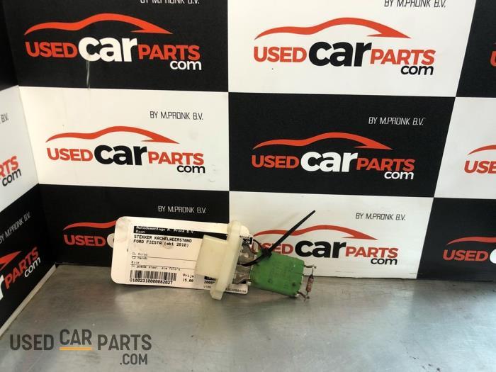 Stekker kachelweerstand - Ford Fiesta - O82027
