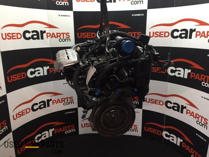 Motor - Seat Ibiza - O82296