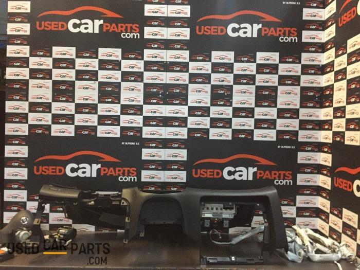 Airbag Set+Module - Nissan Pulsar - O82618