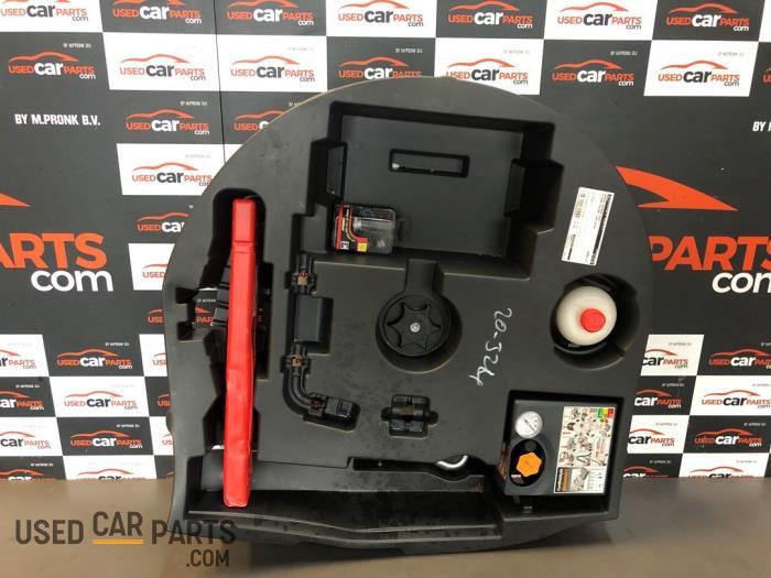 Banden reparatieset - Nissan Pulsar - O82915