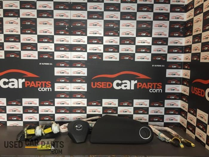 Airbag Set+Module - Mazda RX-8 - O82952