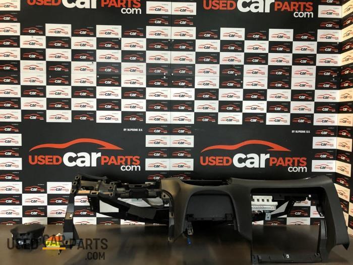 Airbag Set+Module - Nissan Pulsar - O82958