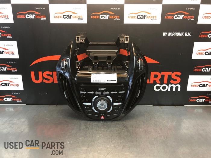 Radiobedienings paneel - Ford B-Max - O83036